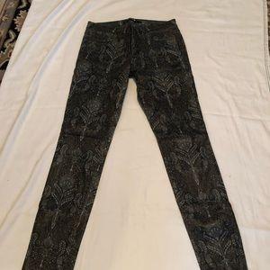 Woman's fun jeans!